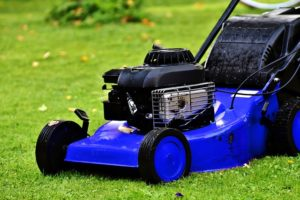 Rental Property Landscaping mowers can be hired or done yourself.